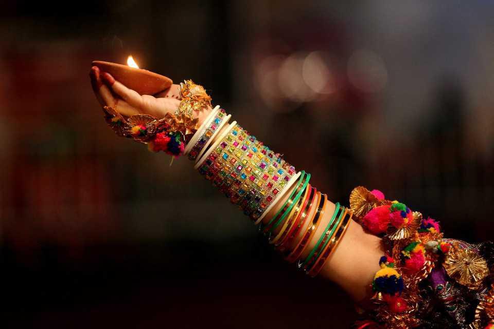 [Focus] - Découvrez en photos les festivités de Navratri en Inde !