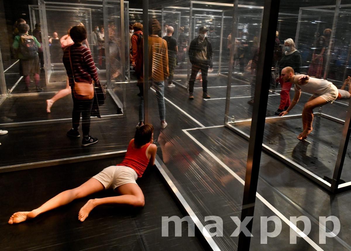 LILLE : Le ballet du Nord presente 4 m2