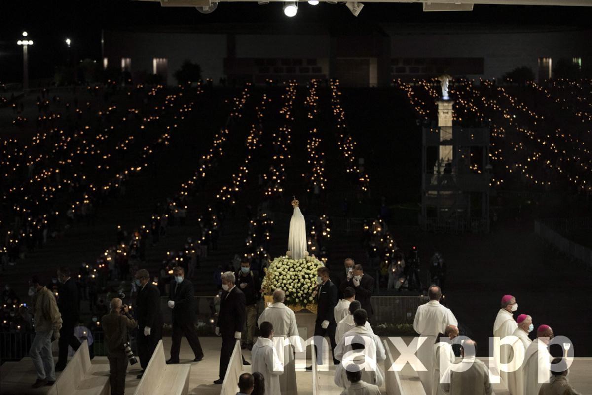 October pilgrimage to Fatima Sanctuary