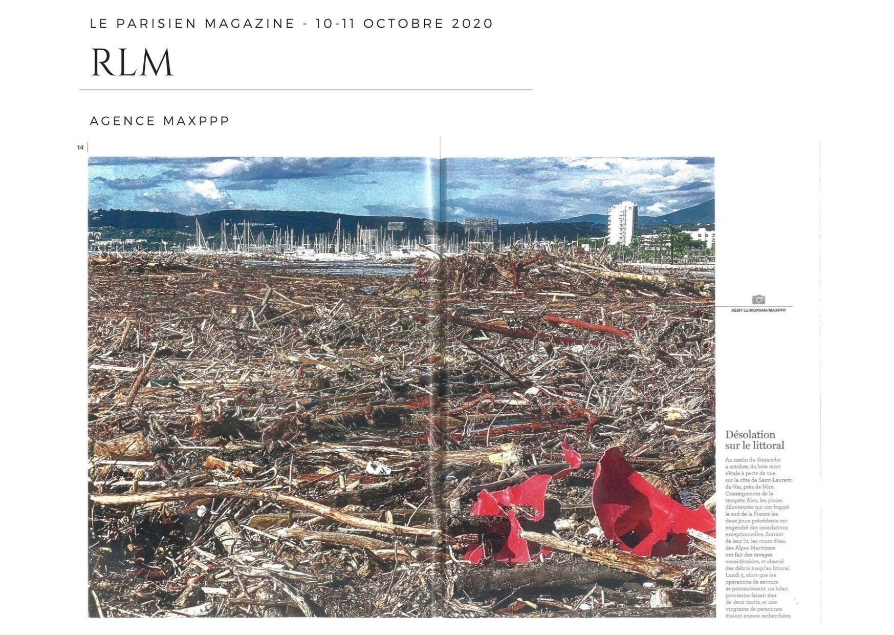 Le Parisien Magazine - Octobre 2020
