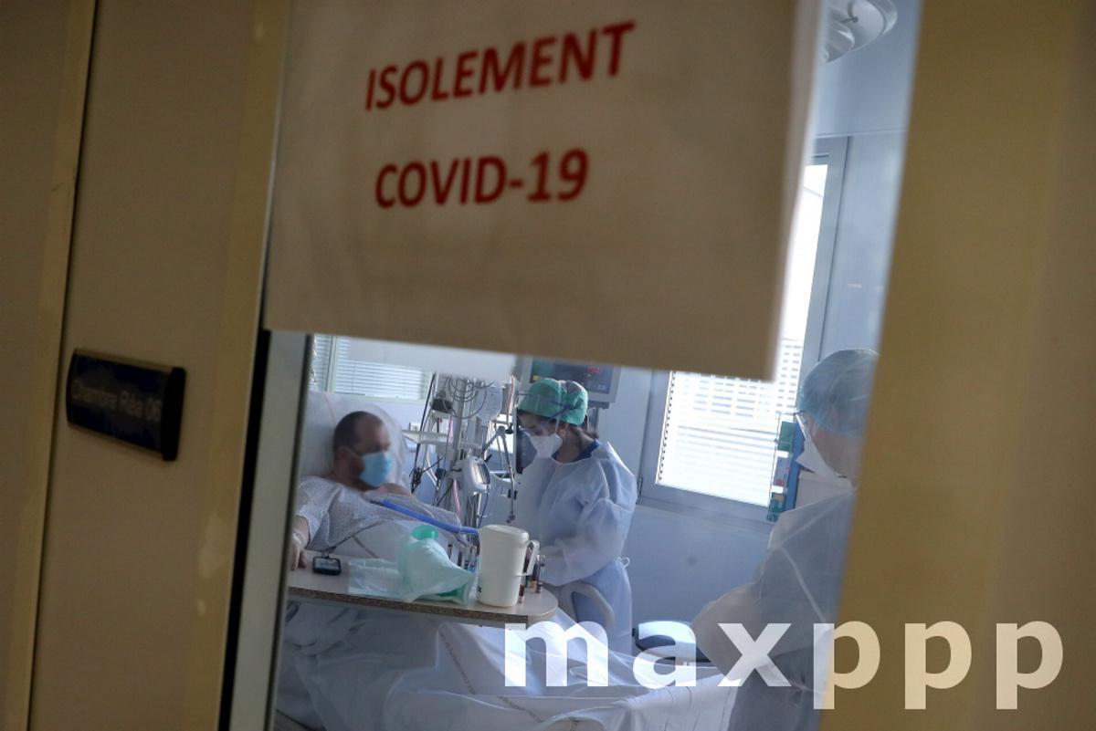 Service réanimation hôpital St André