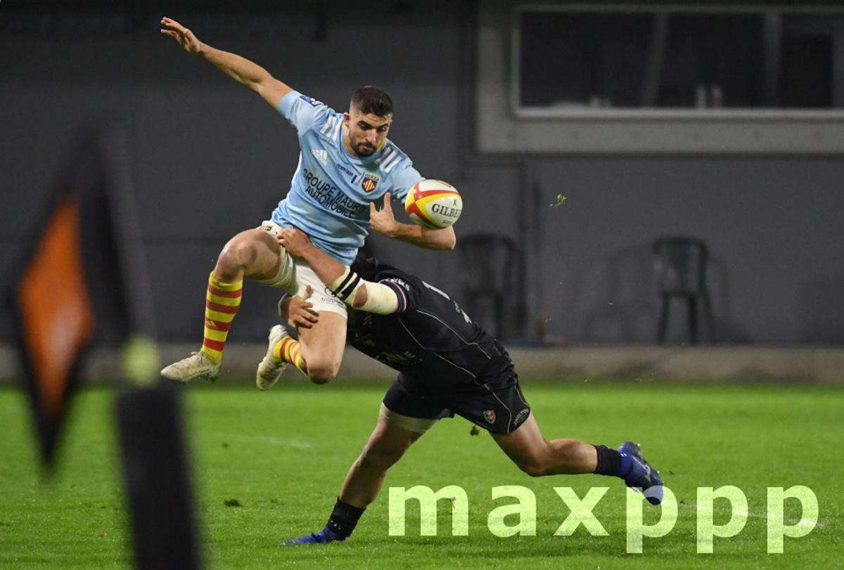 USAP VS BEZIERS