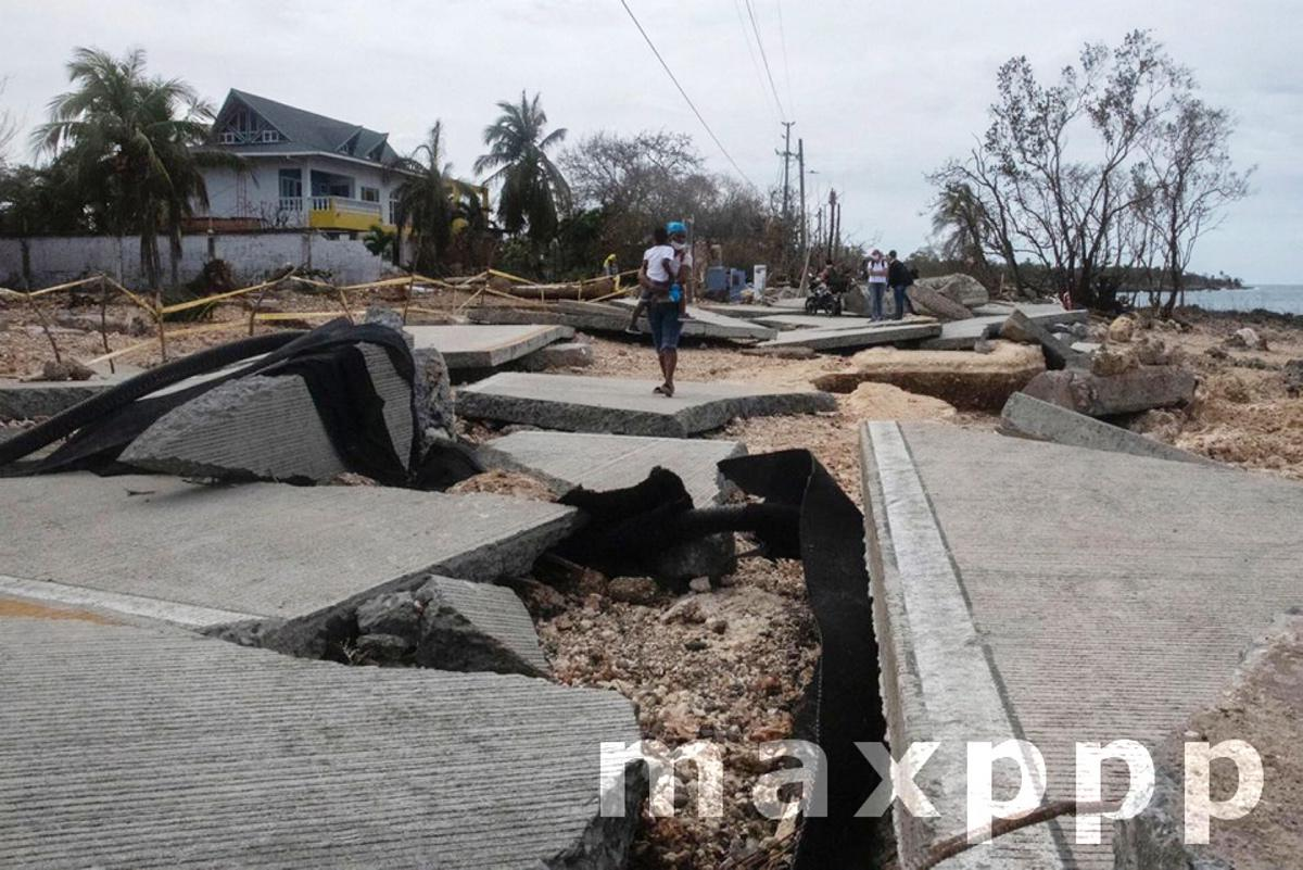 Colombian Government declares disaster situation on islands devastated by Iota