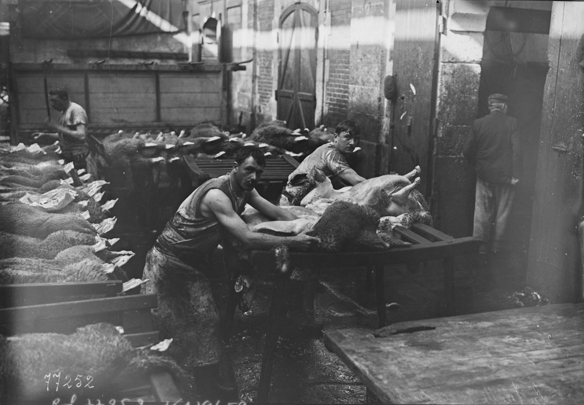 Abattoirs de La Vilette