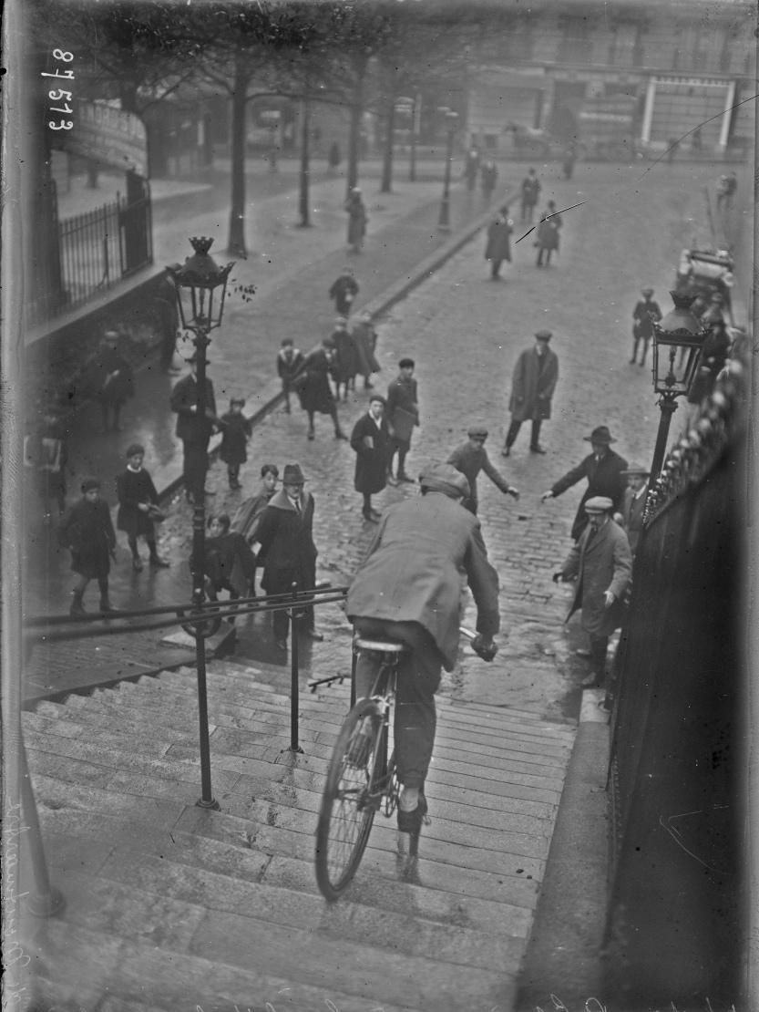 Montmartre, 1923