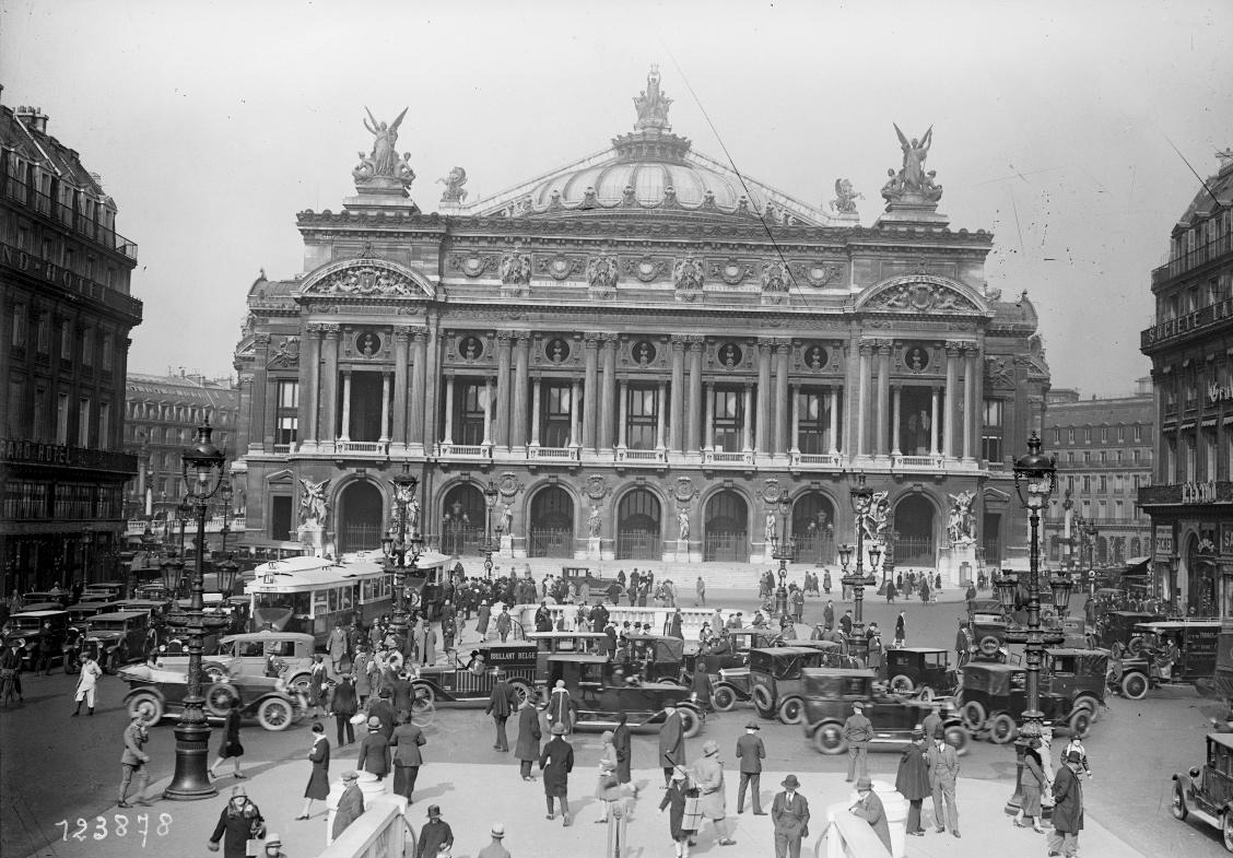 Opéra de Paris, 1927