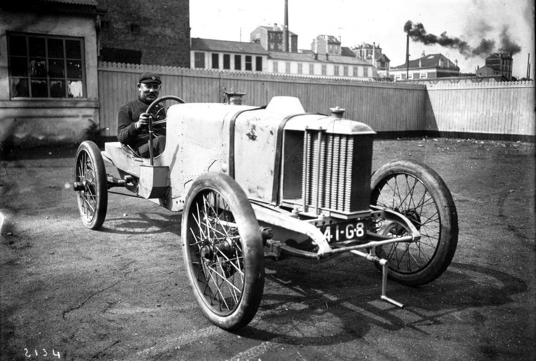 Voiturette Legui, 1909