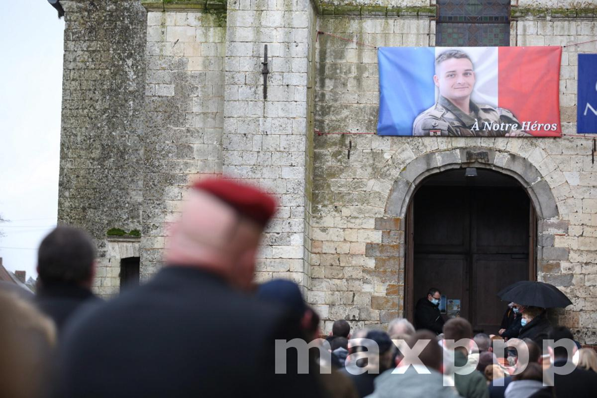 Obsèques Quentin Pauchet