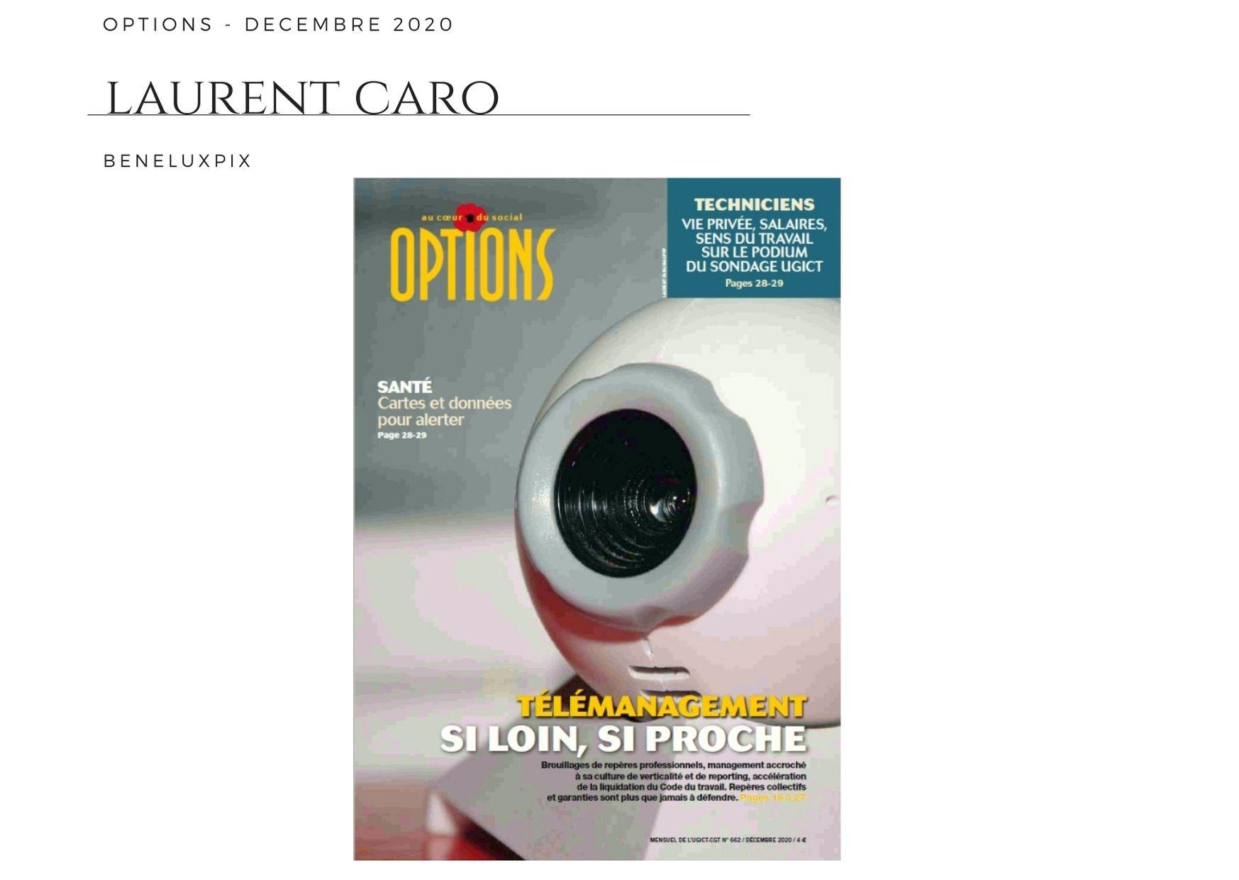 parutions-options-Options - Décembre 2020
