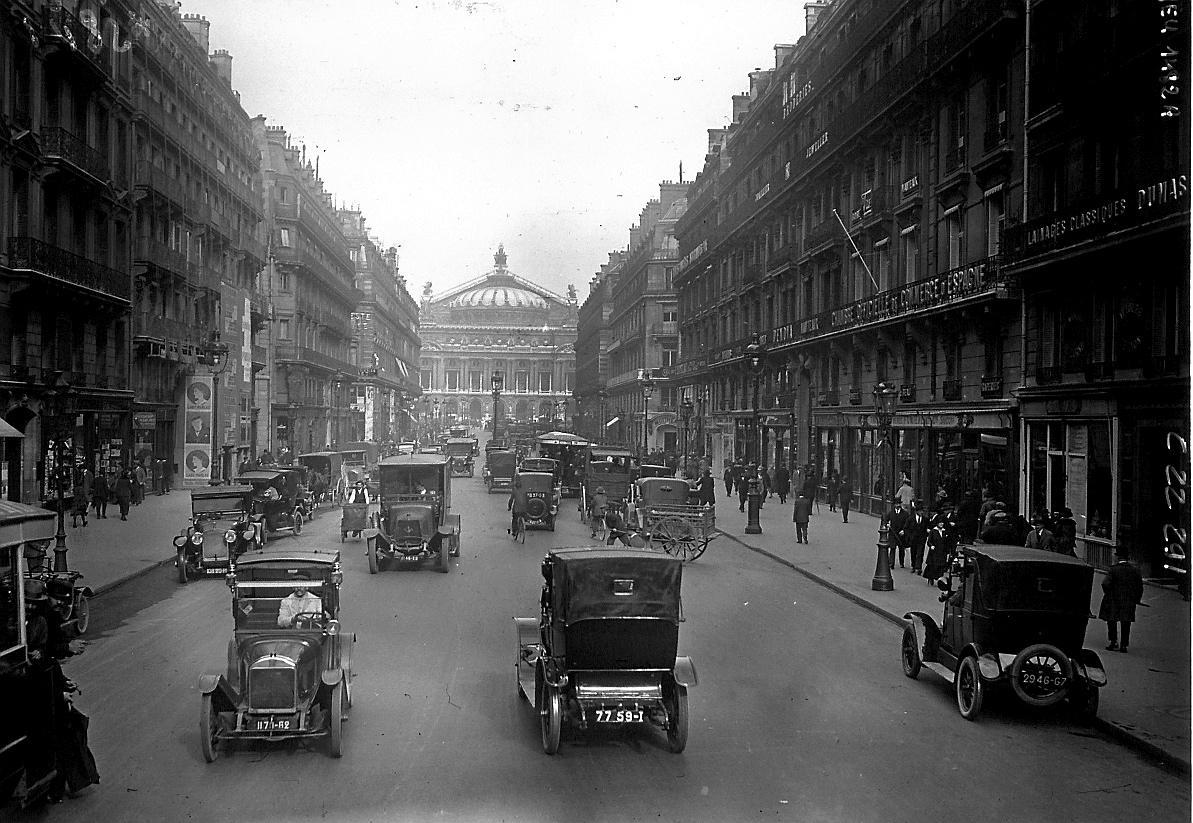 Paris, 1922