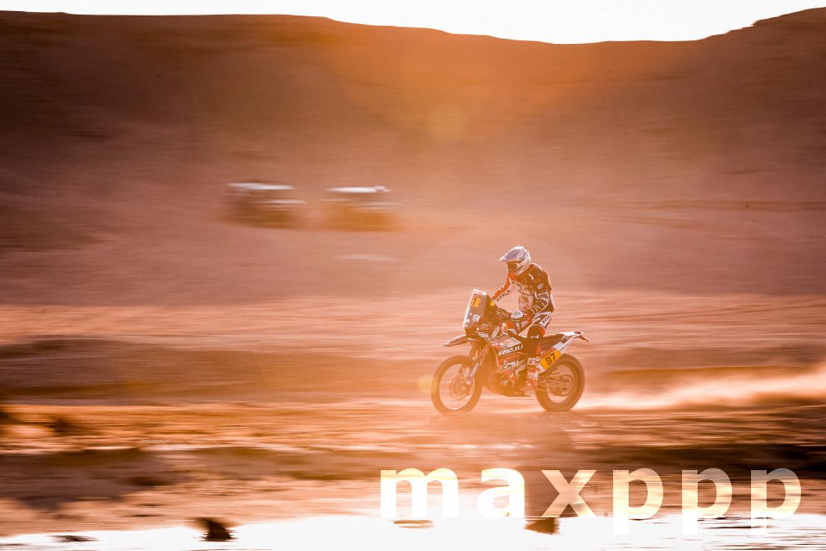 Dakar Rally 2021 stage 9