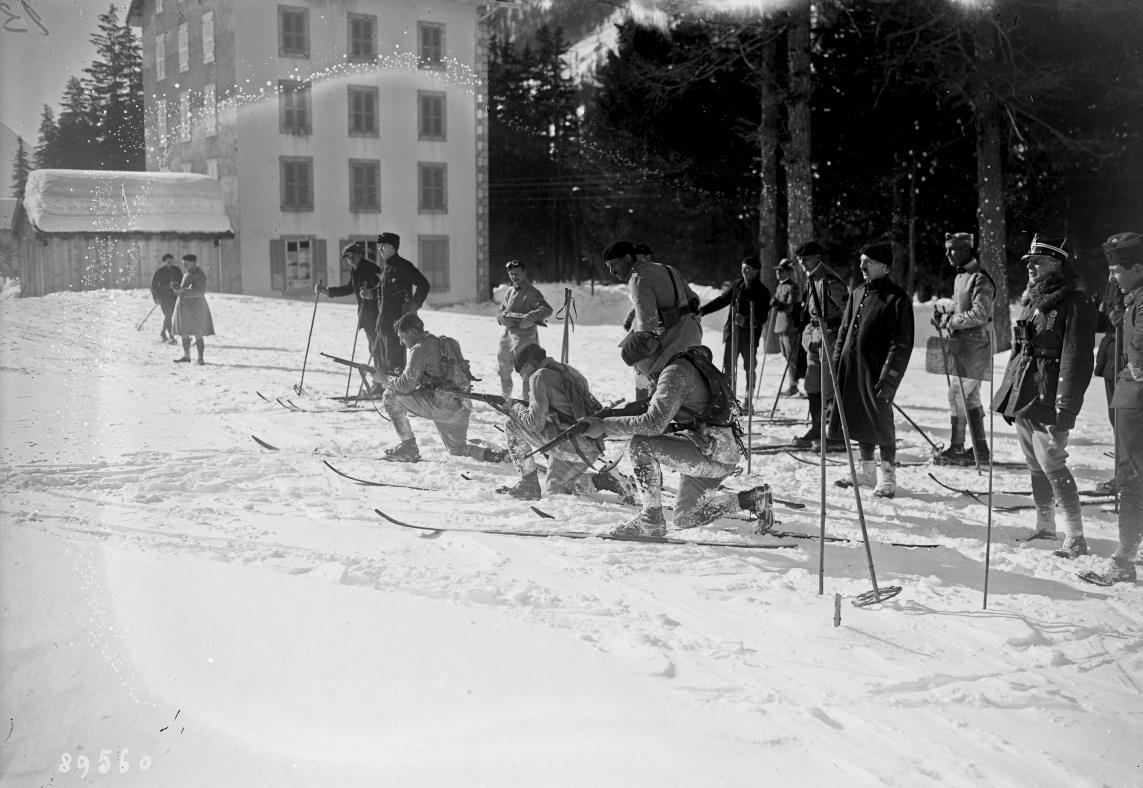 1er Jeux Olympiques d'Hiver 1924