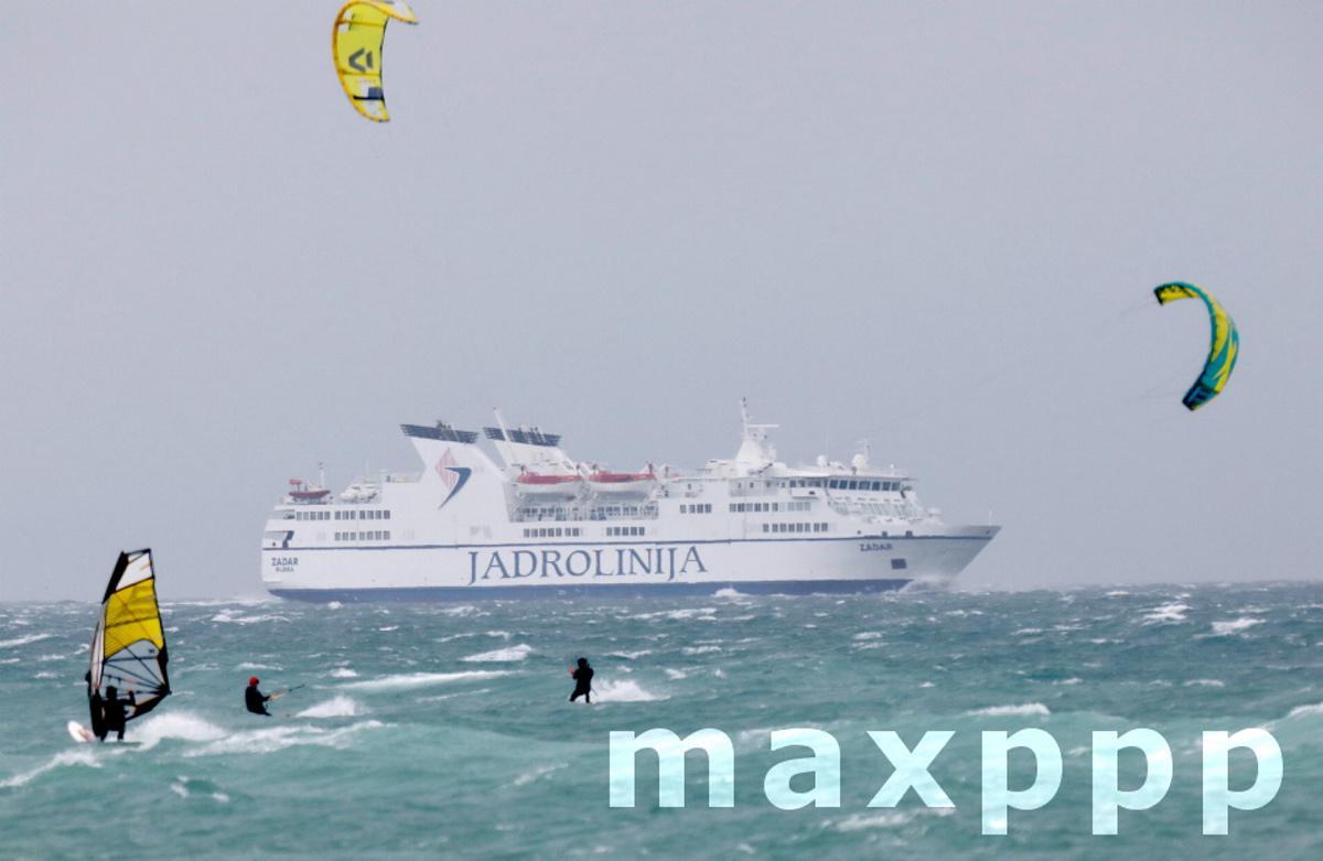 Croatia split sailing