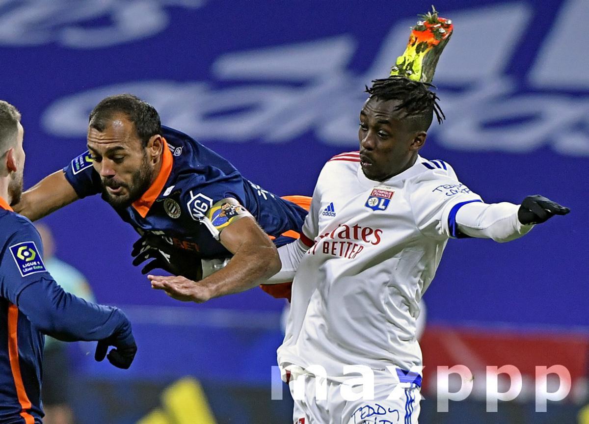 FOOTBALL LIGUE 1 OL - Montpellier