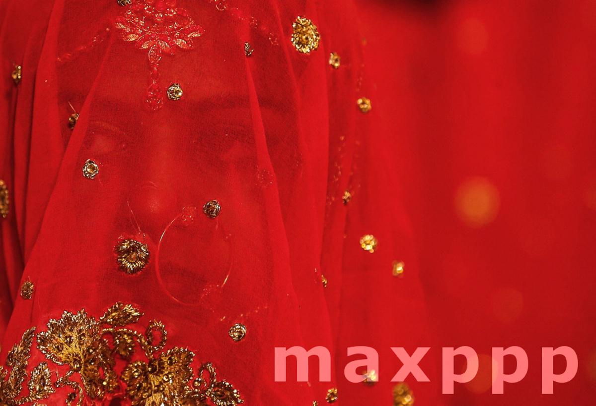 Muslim mass marriage in Mumbai