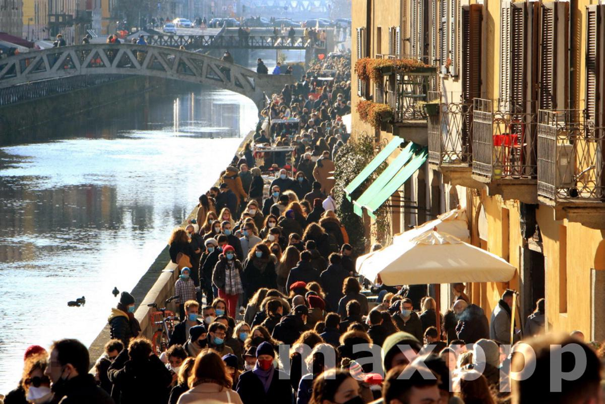 Coronavirus Pandemic in Milan