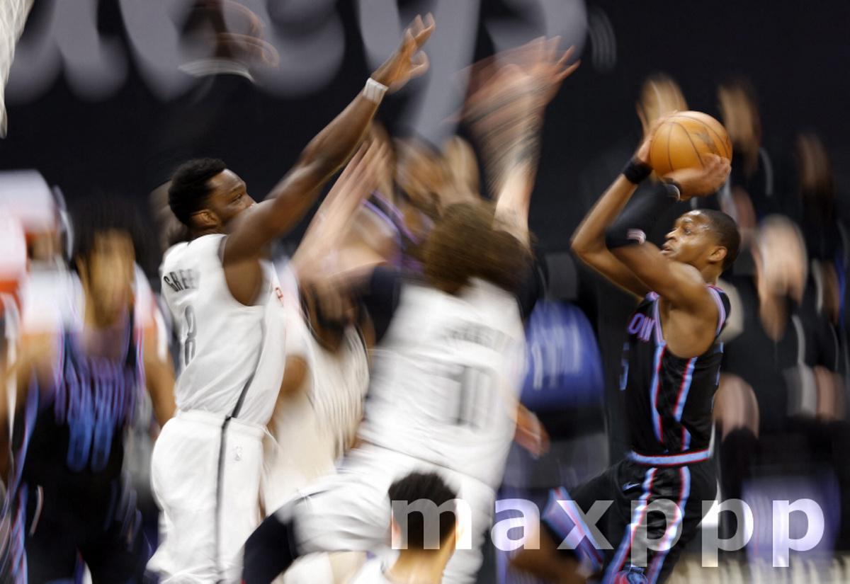 Brooklyn Nets at Sacramento Kings