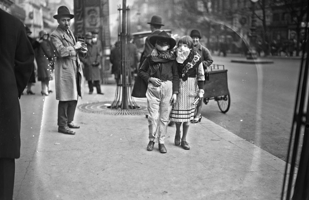 Mardi Gras - 1928