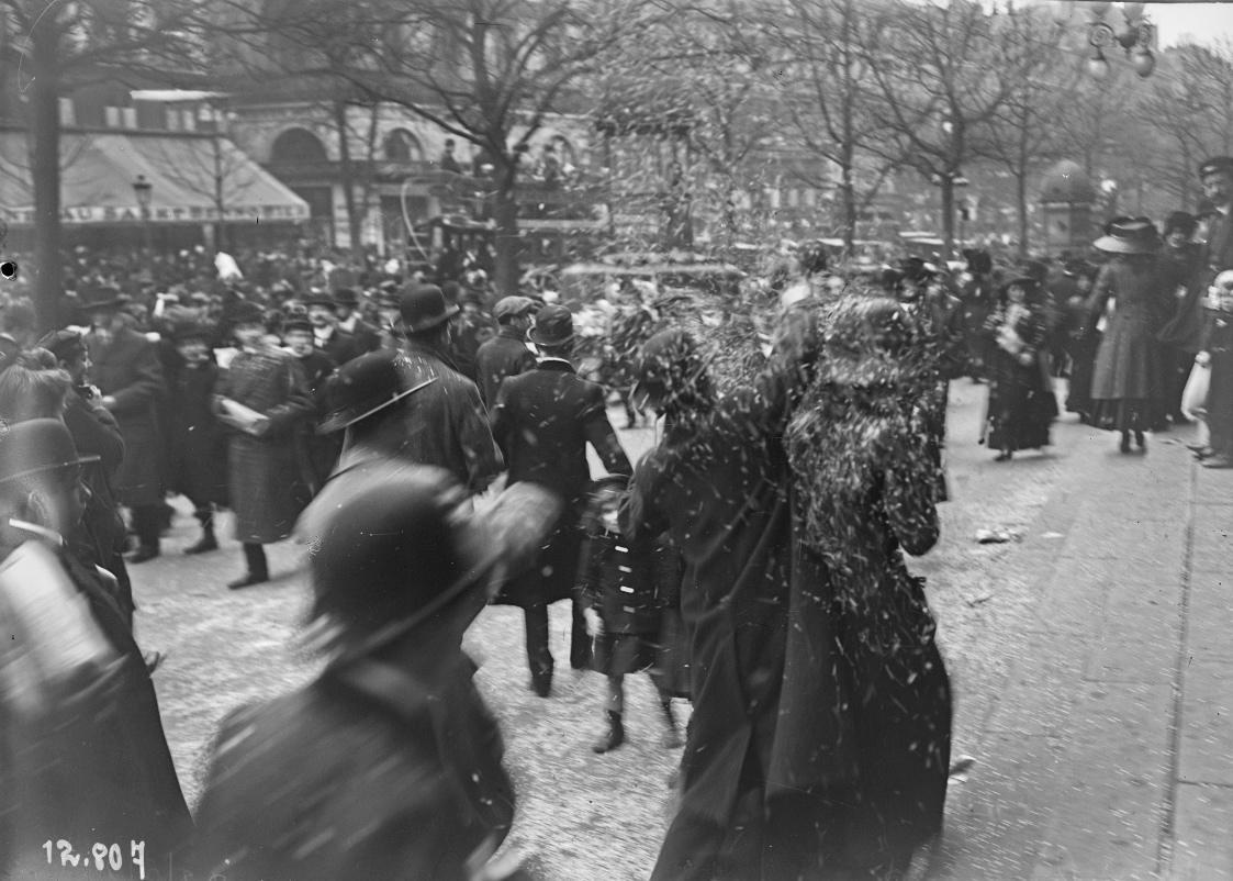 Mardi Gras - 1911