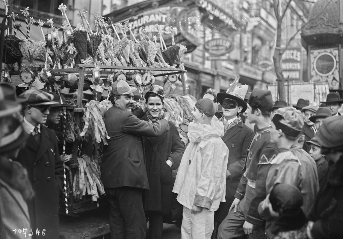 Mardi Gras - 1926