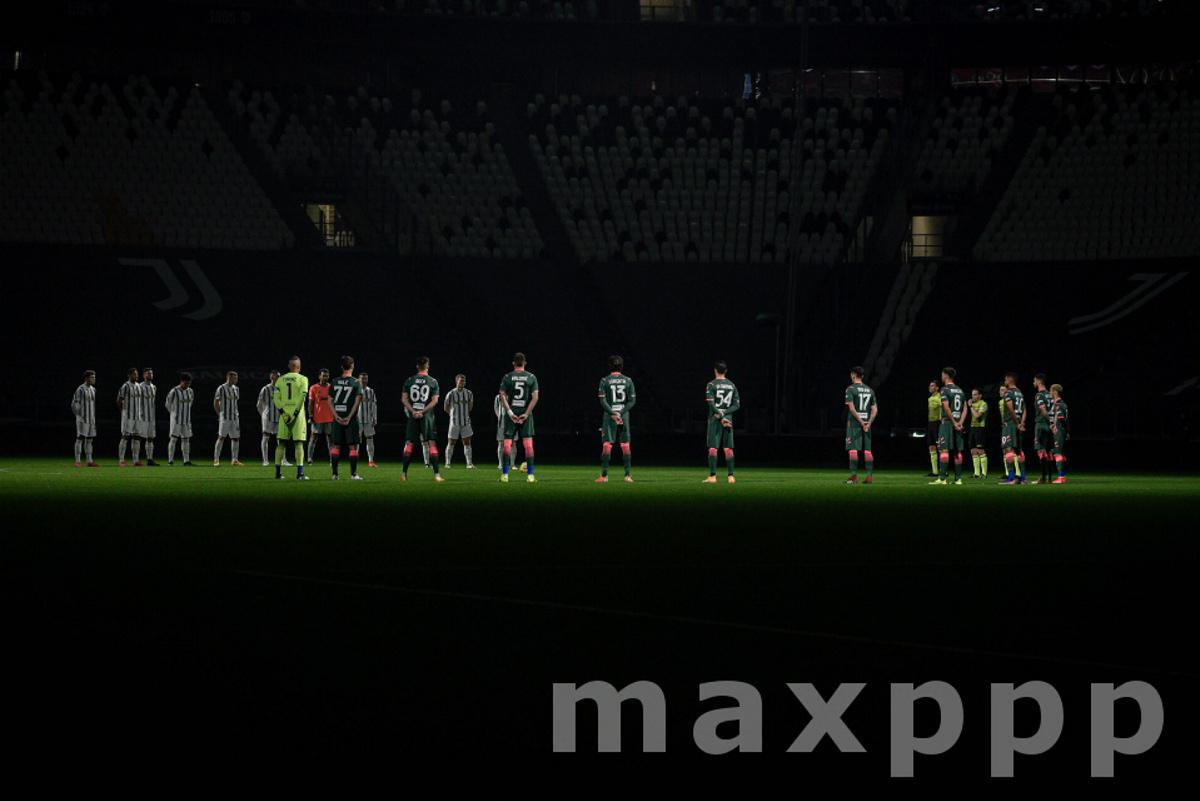 Turin. Serie A Tim 2020/2021 League match. Juventus Vs Crotone