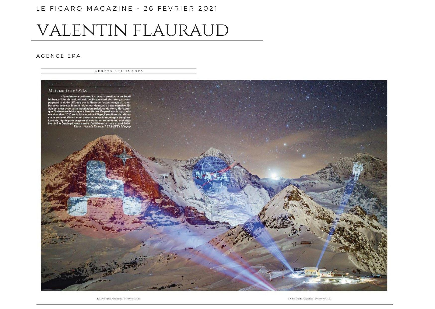 Figaro Magazine - 26 février 2021