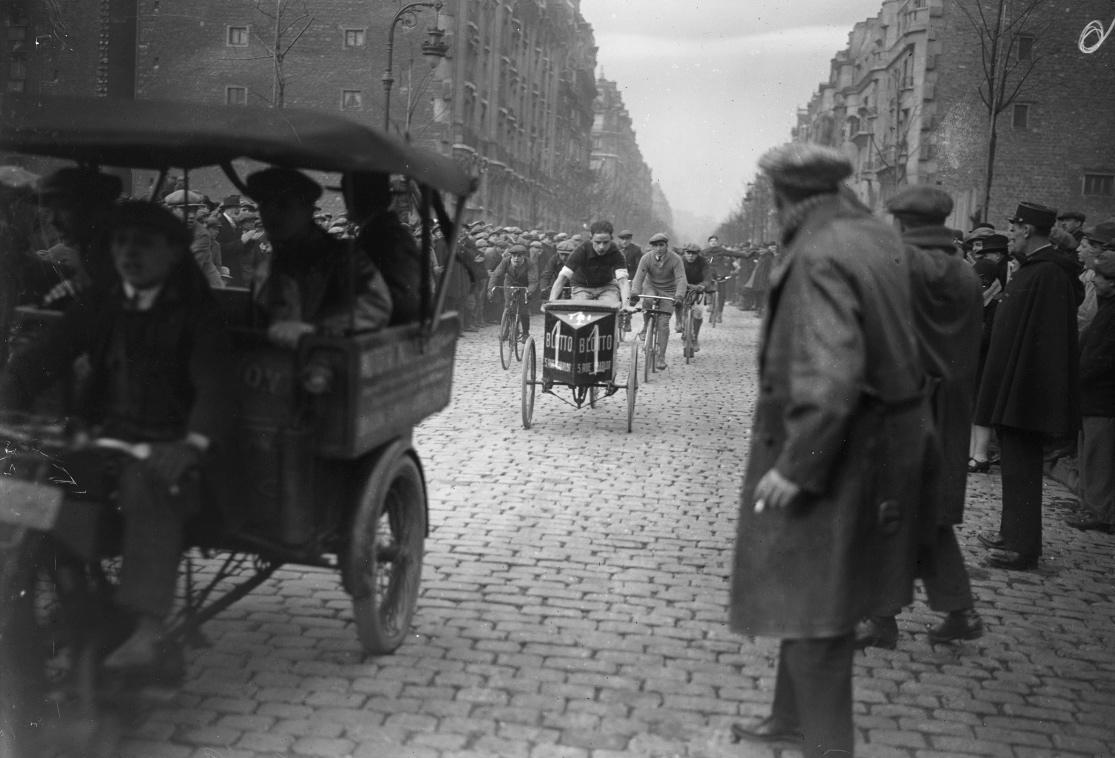 Championnat de triporteurs 1927