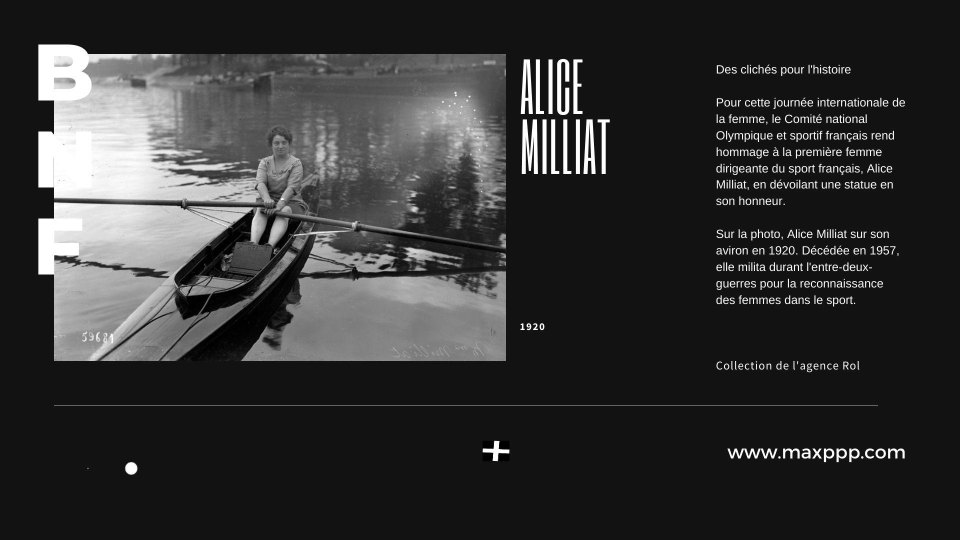 Alice Milliat