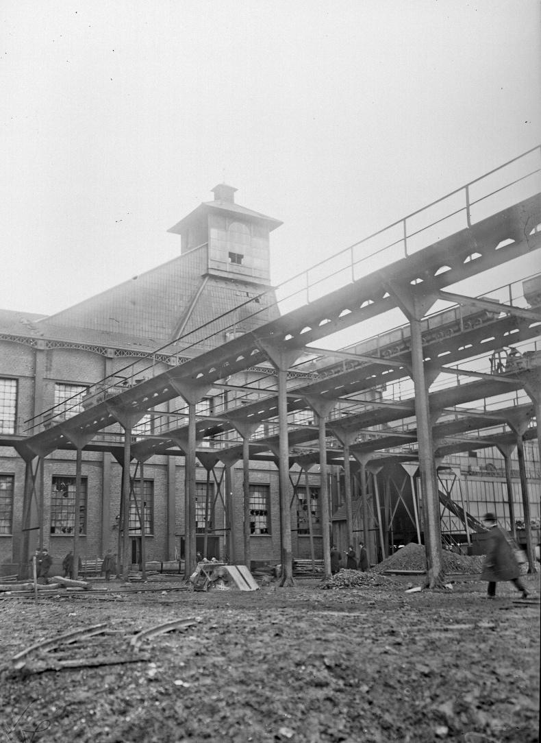 Catastrophe minière de Courrières, 1906