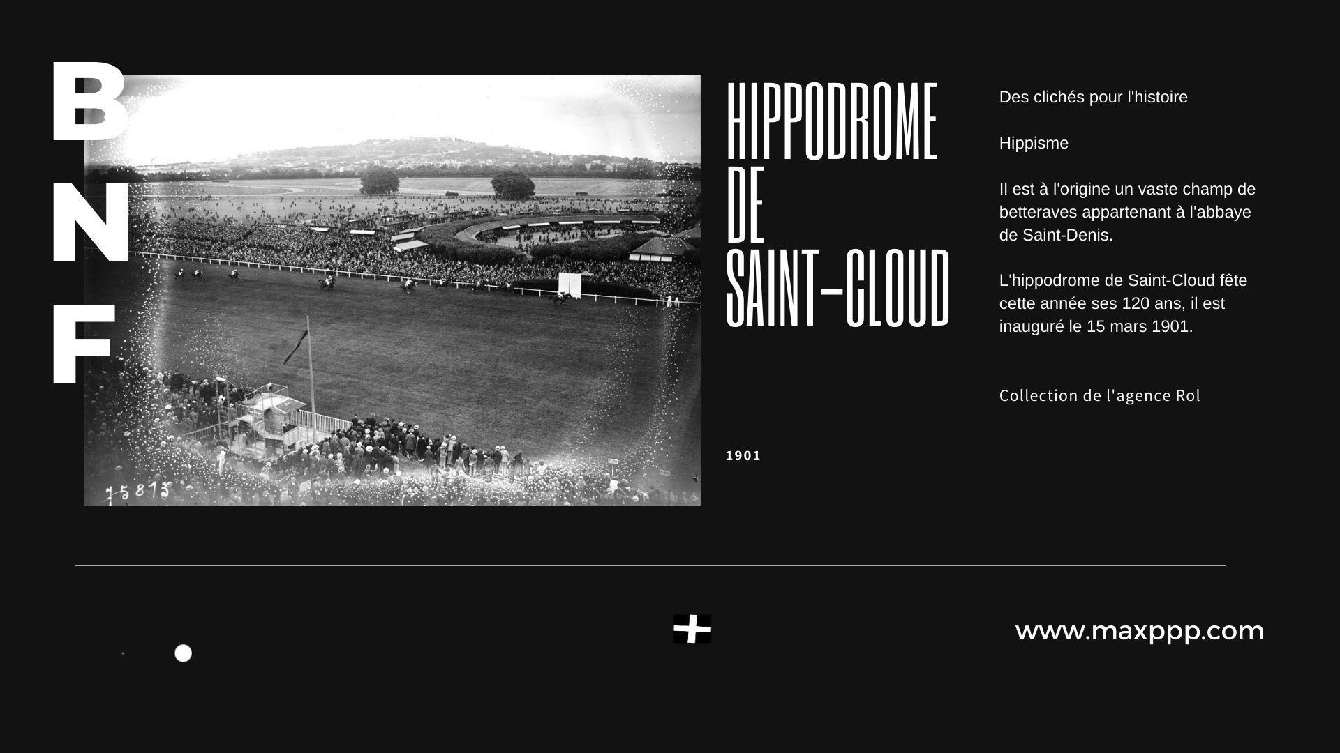 Hippodrome de Saint Cloud