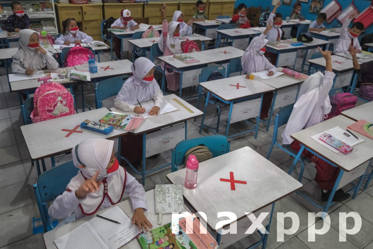 COVID-19: Back to School in Indonesia