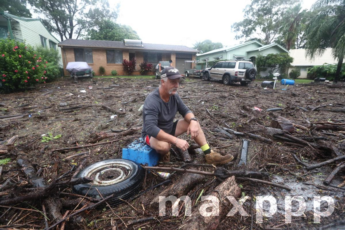 Flooding in New South Wales