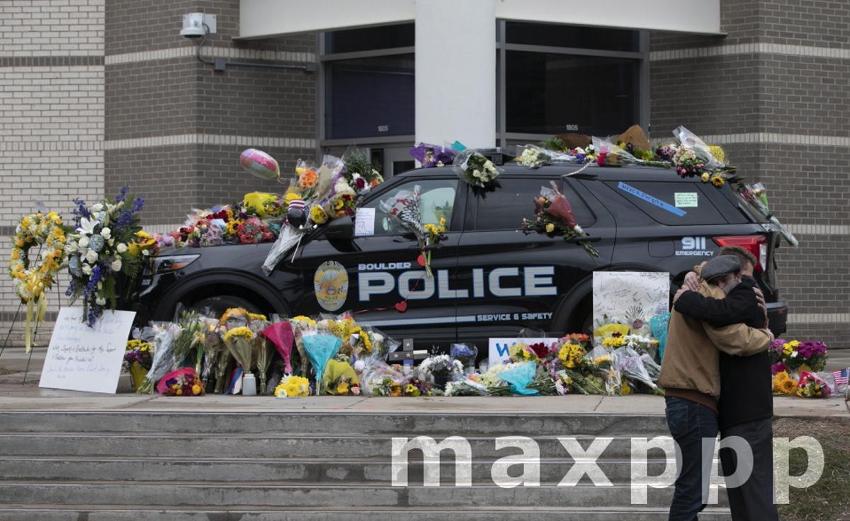Mass Shooting in Boulder