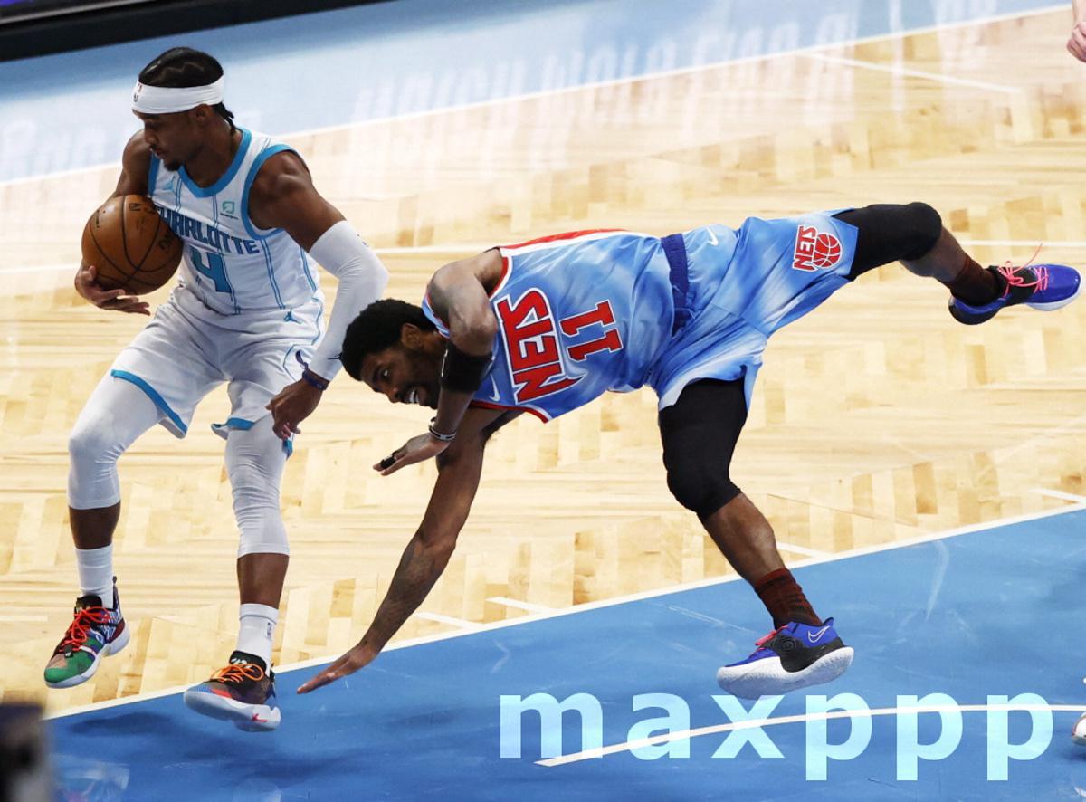 Charlotte Hornets at Brooklyn Nets
