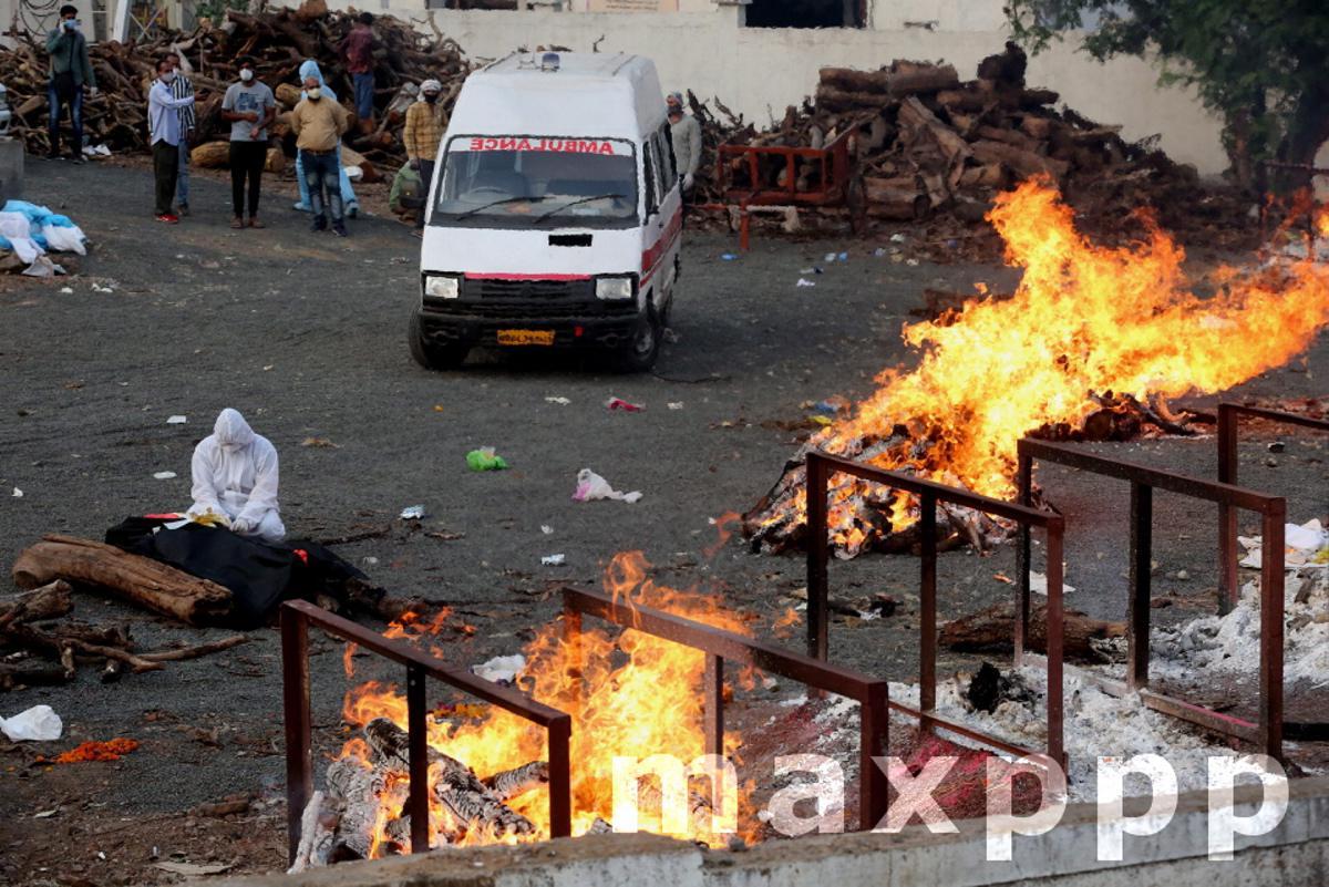 Coronavirus pandemic in Bhopal, India