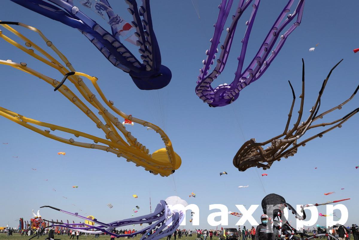 China Weifang Kite Festival