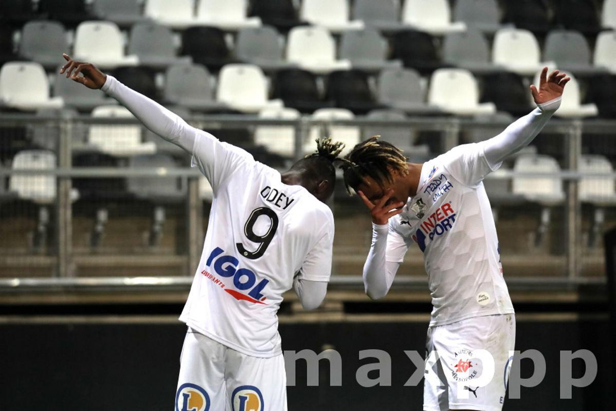 Foot L2 Amiens SC vs Valenciennes VAFC