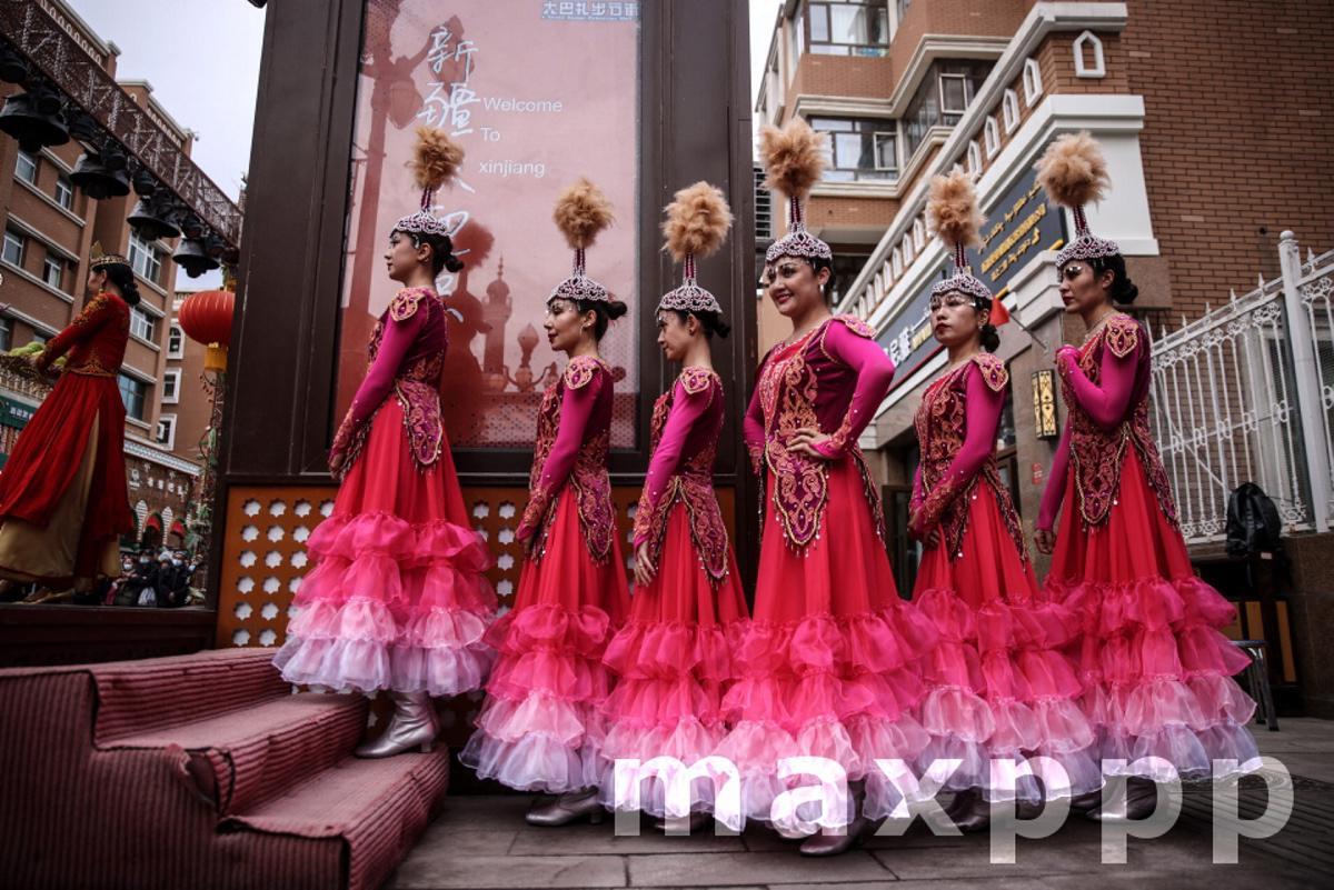 Daily life in Xinjiang's Urumqi