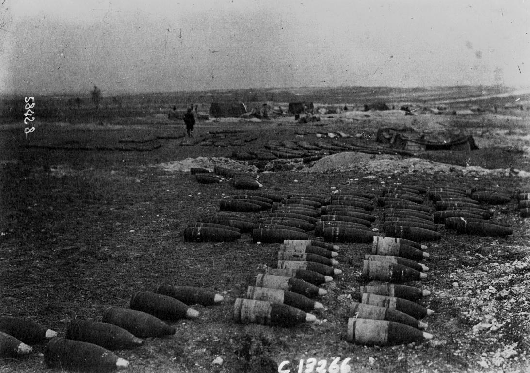 Première Guerre Mondiale - Gaz asphyxiants