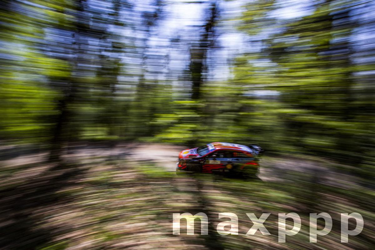 Rally Croatia 2021