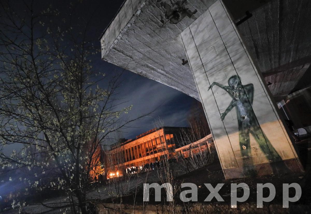 Ukrainians mark the 35th anniversary of Chernobyl tragedy