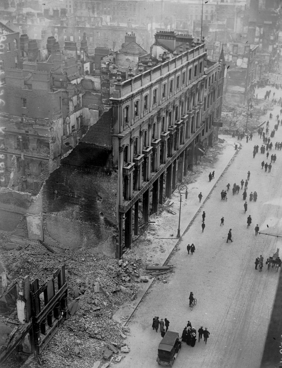 Insurrection de Pâques en 1916