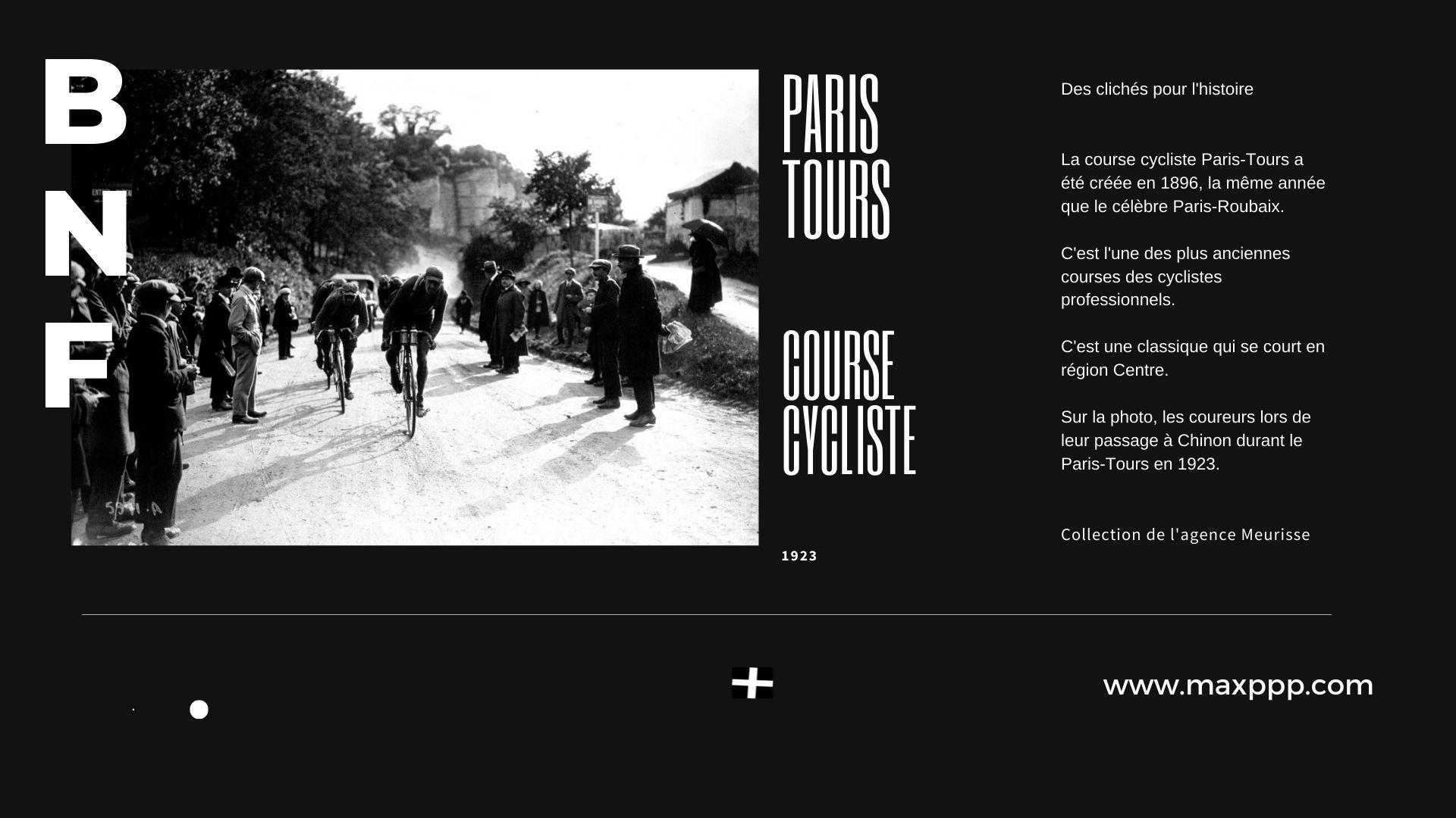Paris-Tours 1923