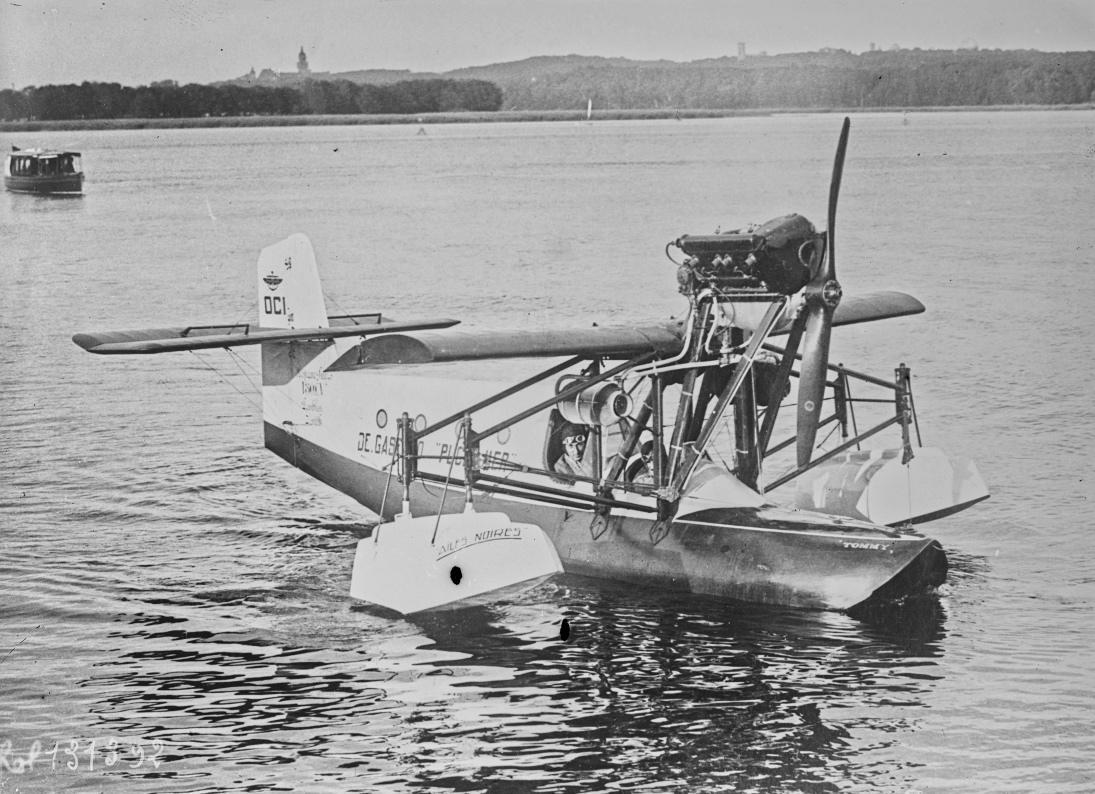 1927 - La puce de mer