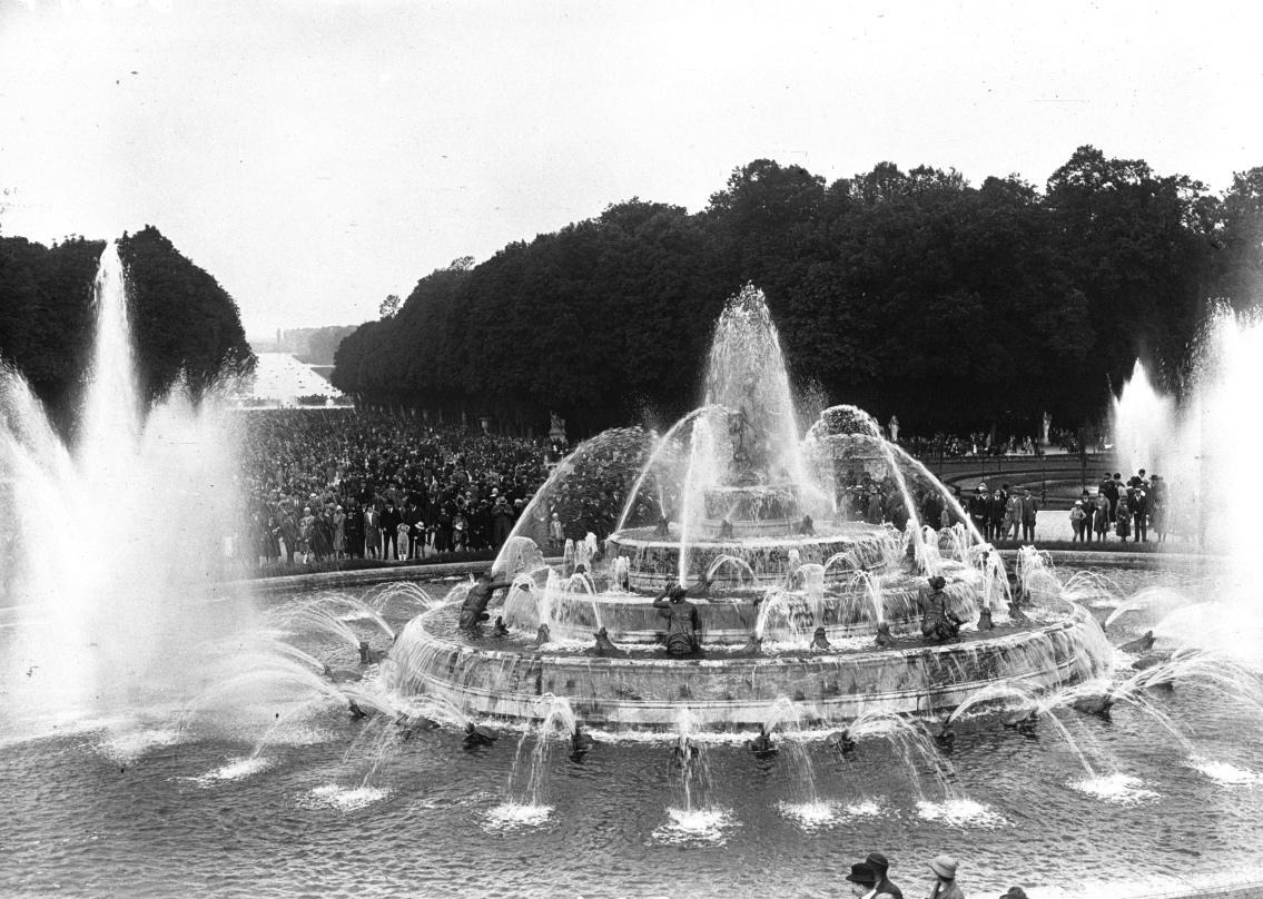 Versailles - Les Grandes Eaux