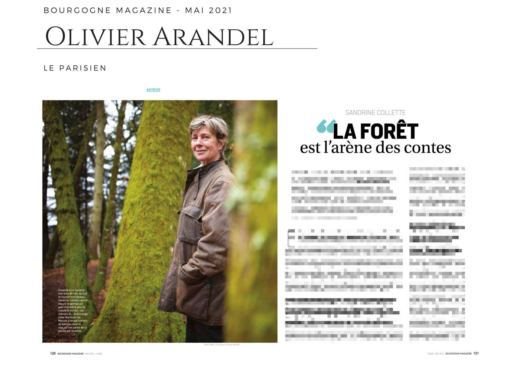 Bourgogne Magazine - Mai 2021