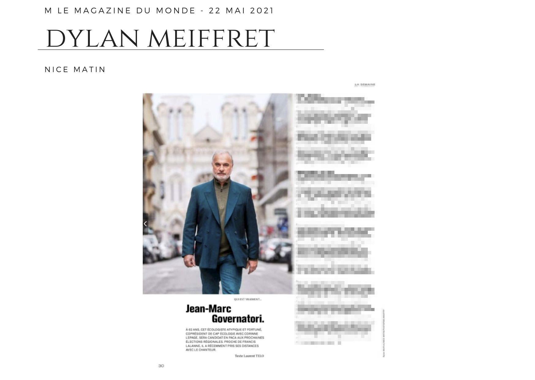 M Le Monde - 22 mai 2021