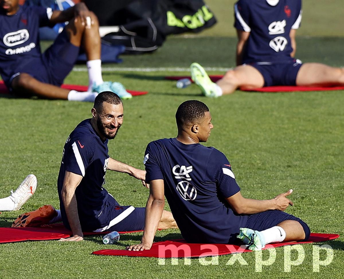 France training