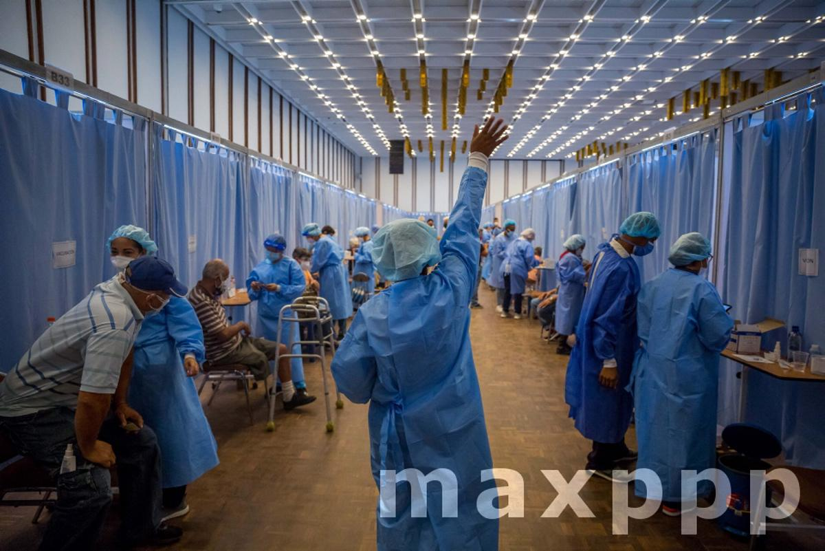 Coronavirus pandemic in Venezuela