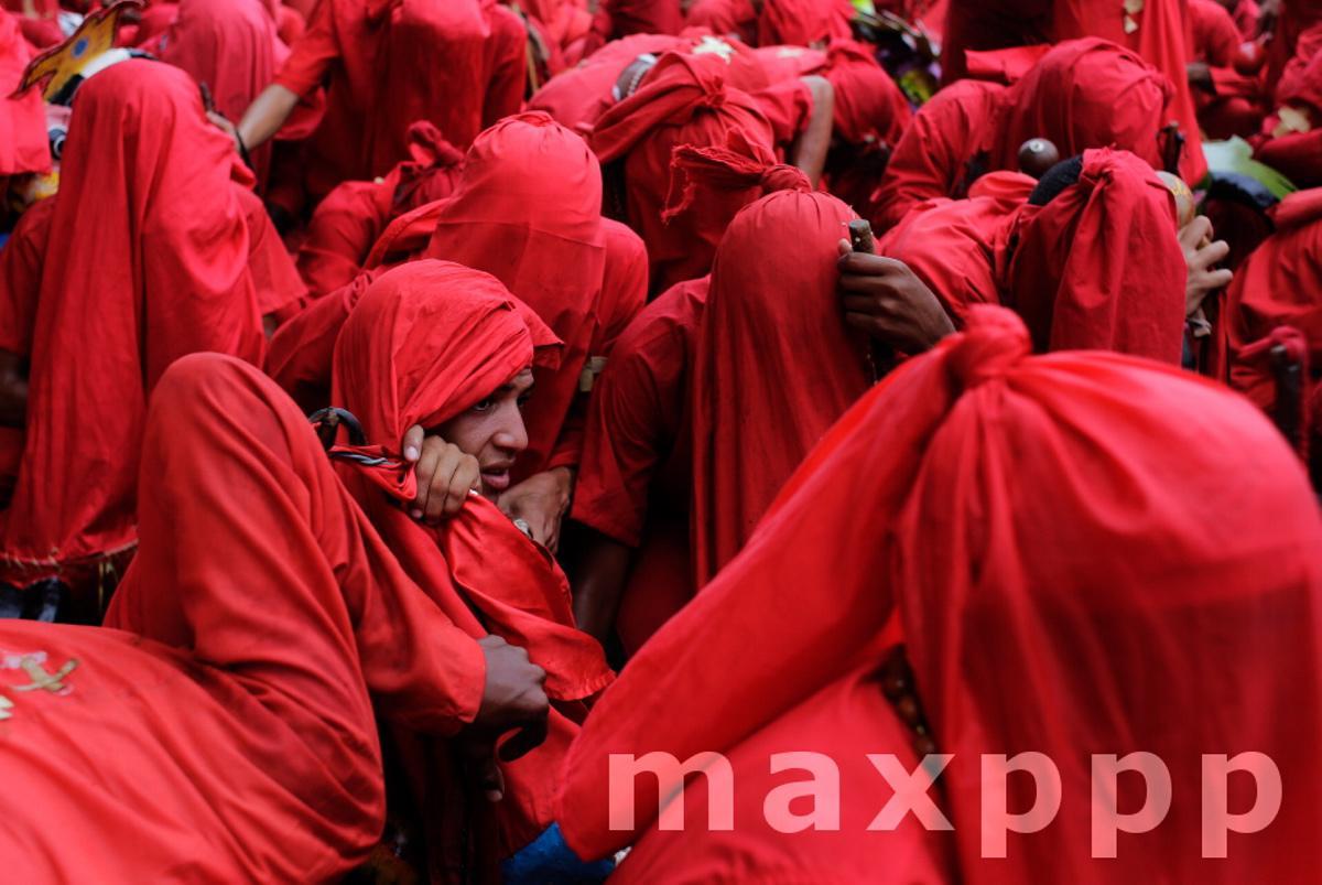 Popular festival in Venezuela